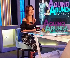 Queen of RB Kyla on Aquino  Abunda Tonight