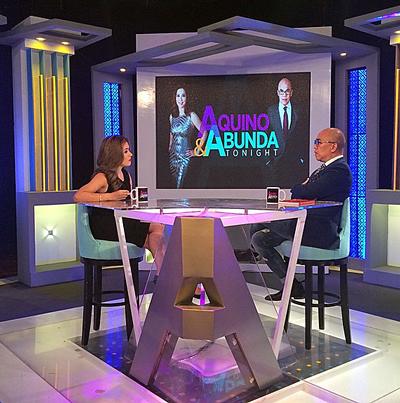 Angeline Quinto on Aquino & Abunda Tonight