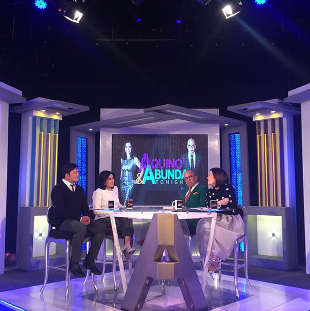 GaLor on Aquino & Abunda Tonight