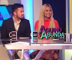 PHOTOS: Yeng Constantino with husband Yan Asuncion on Aquino & Abunda Tonight