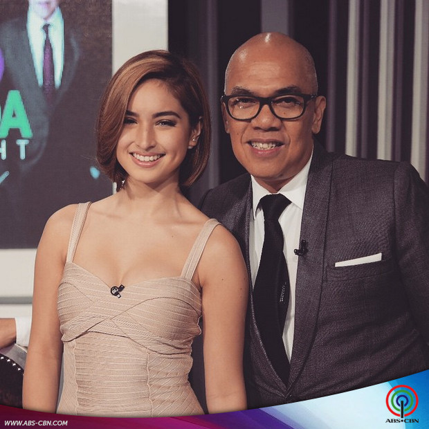PHOTOS: The 'Boss Lady' Coleen with the 'Stage Boyfriend' Billy on Aquino & Abunda Tonight