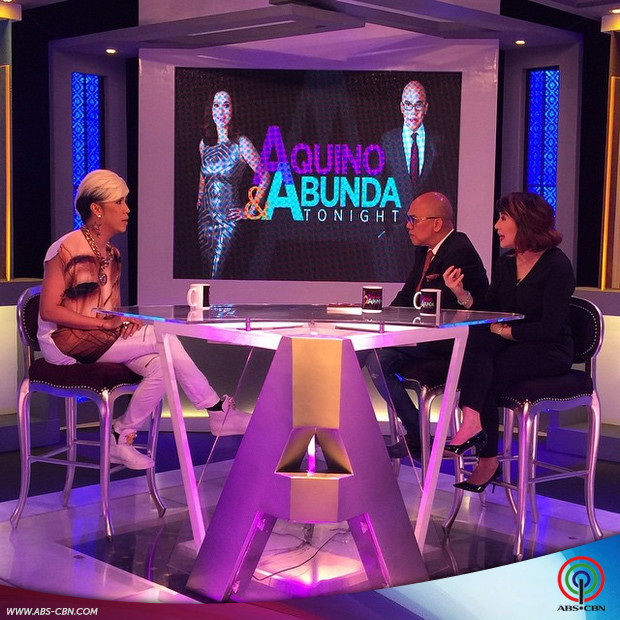 PHOTOS: The Unkabogable Vice Ganda on Aquino & Abunda Tonight