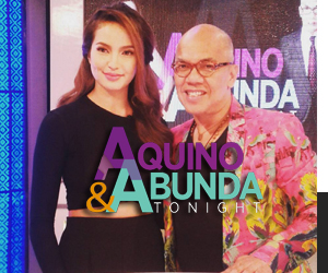 Gorgeous Mama Sarah Lahbati on Aquino & Abunda Tonight