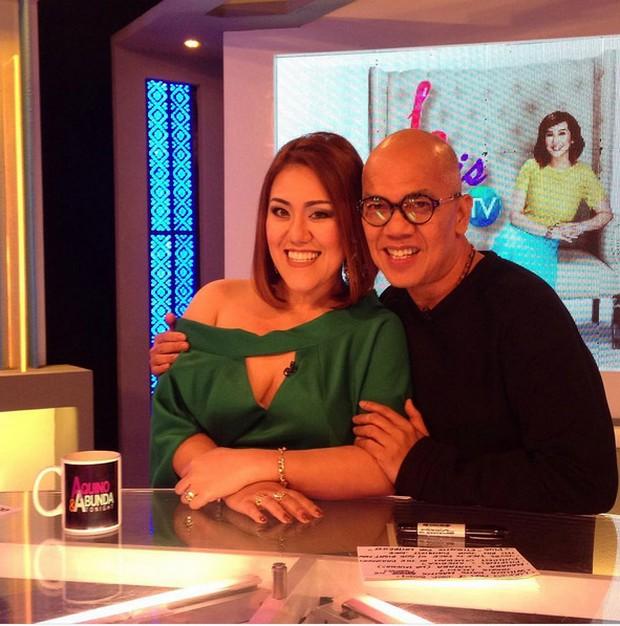 PHOTOS: Jessy Cheena Crab Meg Kim Yen Marvin Jolina on Aquino  Abunda Tonight