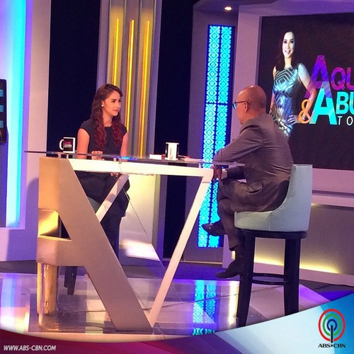 Aquino & Abunda Tonight with Empress