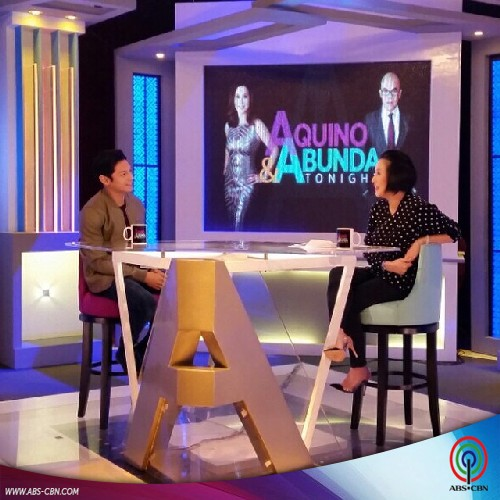 Aquino & Abunda Tonight with Loisa and Joseph Marco