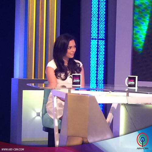 Aquino & Abunda Tonight with Desiree Del Valle