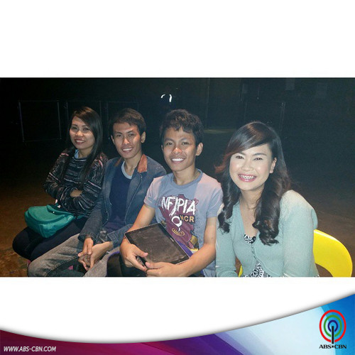 Mga milyonaryo ng Isang Tanong, Isang Milyon sa Showtime na sina Mang Obet at Jobe