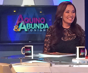 The Beautiful Ruffa Gutierrez in AAT