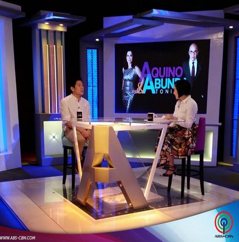 Aquino & Abunda Tonight with Abra and Jeron Teng