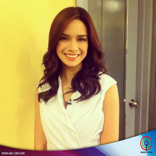 Aquino & Abunda Tonight with Erich Gonzales