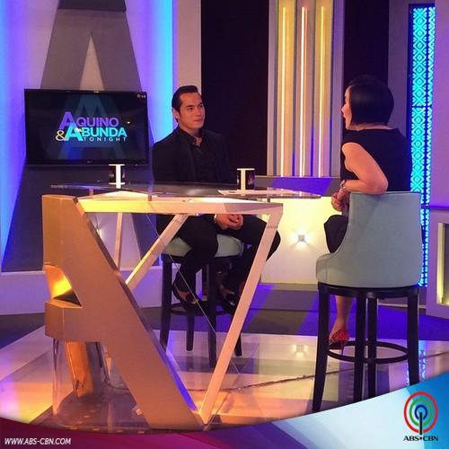 Aquino & Abunda Tonight with Jake Cuenca