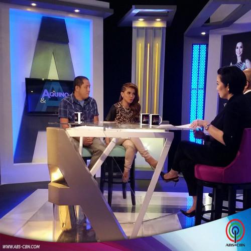 Aquino & Abunda Tonight with KZ Tandingan and Edwin Marollano
