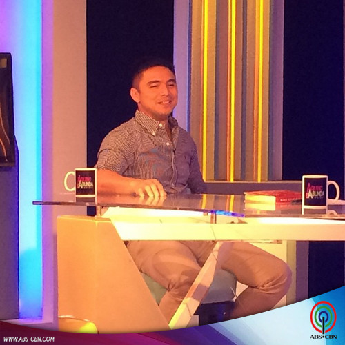Aquino & Abunda Tonight with Marvin Agustin