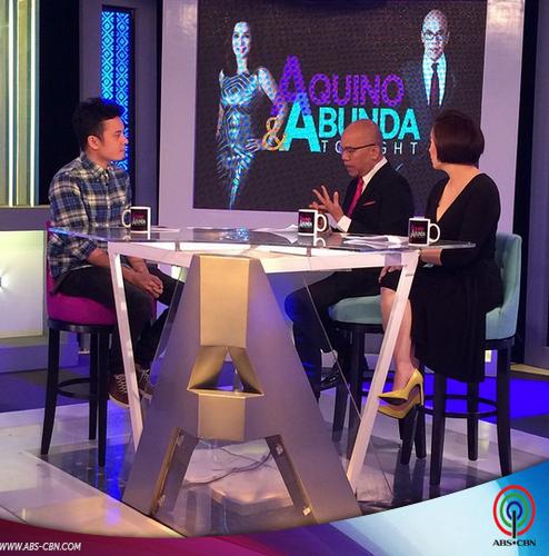 Aquino & Abunda Tonight with Paolo Valenciano