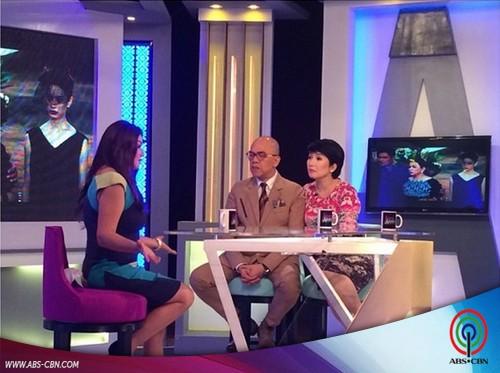 Aquino & Abunda Tonight with Dina Bonnevie
