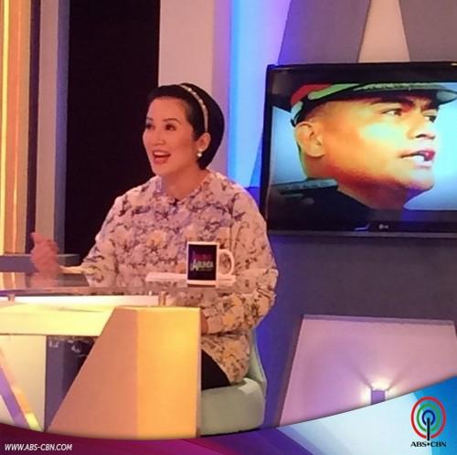 Aquino & Abunda Tonight with JV Ejercito
