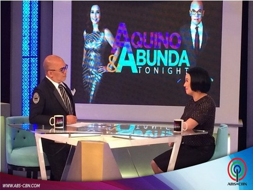 Aquino & Abunda Tonight with PBB All In Ex-housemate Jayme
