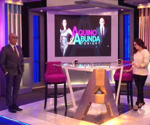 Aquino & Abunda Tonight (February 18, 2014)