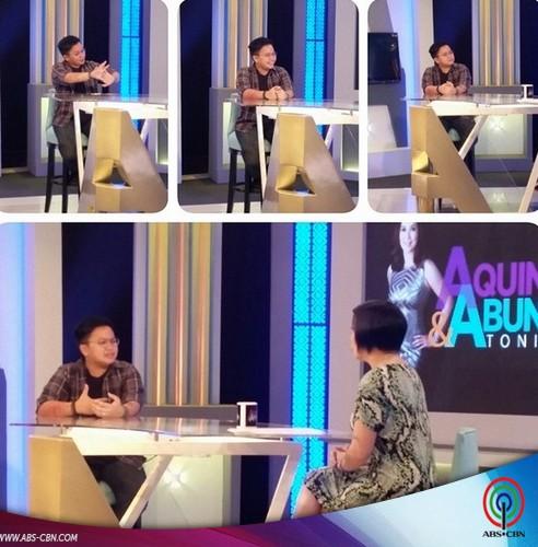 Aquino and Abunda Tonight with Aiza Seguerra and Nadine Lustre