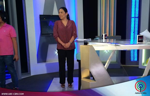 Aquino & Abunda Tonight with Atty Alma Mallonga