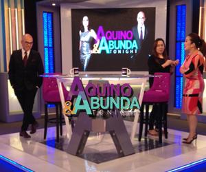 Aquino and Abunda Tonight with Dennis Cunanan