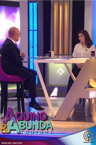 Aquino & Abunda Tonight with Gary V