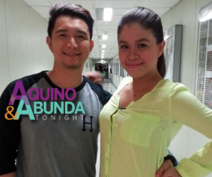 Aquino & Abunda Tonight with MelaSon