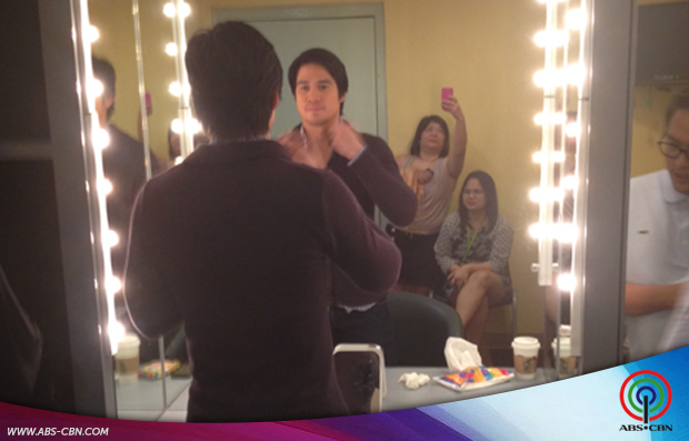 Aquino & Abunda Tonight with Piolo Pascual