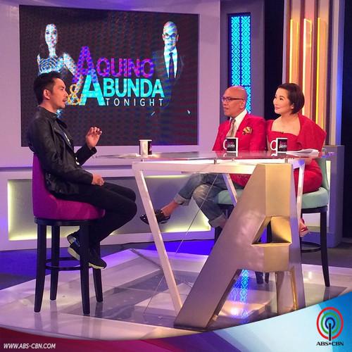 Aquino & Abunda Tonight with Rico Blanco