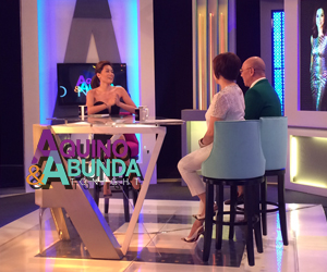 Aquino & Abunda Tonight with Toni Gonzaga