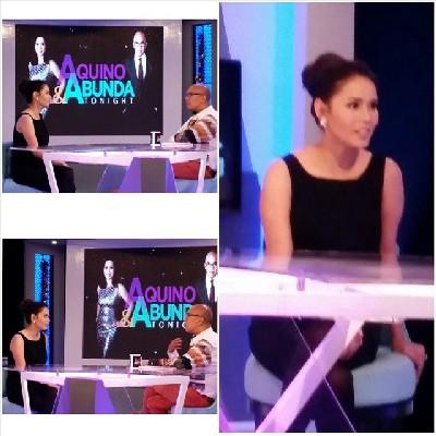 Mrs. Neri Naig-Miranda on Aquino & Abunda Tonight