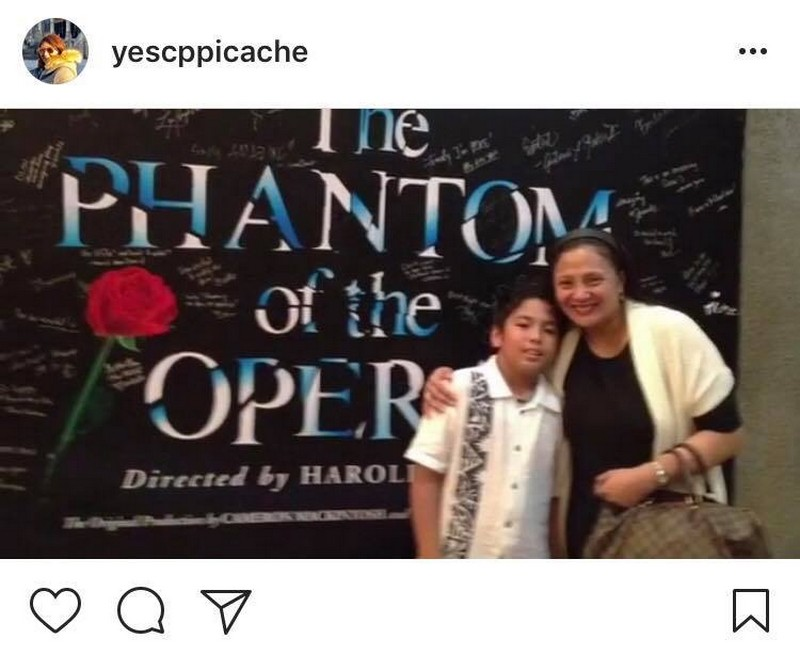 """IN PHOTOS: Cherry Pie Picache with her """"one and only love"""" through the years"""