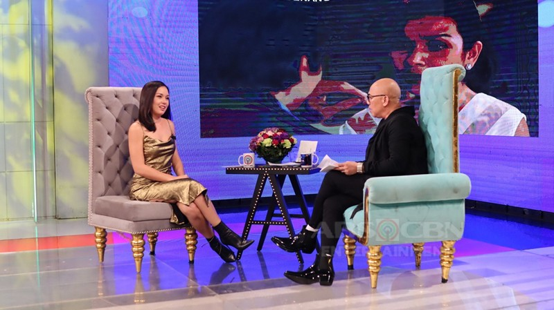 PHOTOS: Beauty Gonzalez on Tonight With Boy Abunda