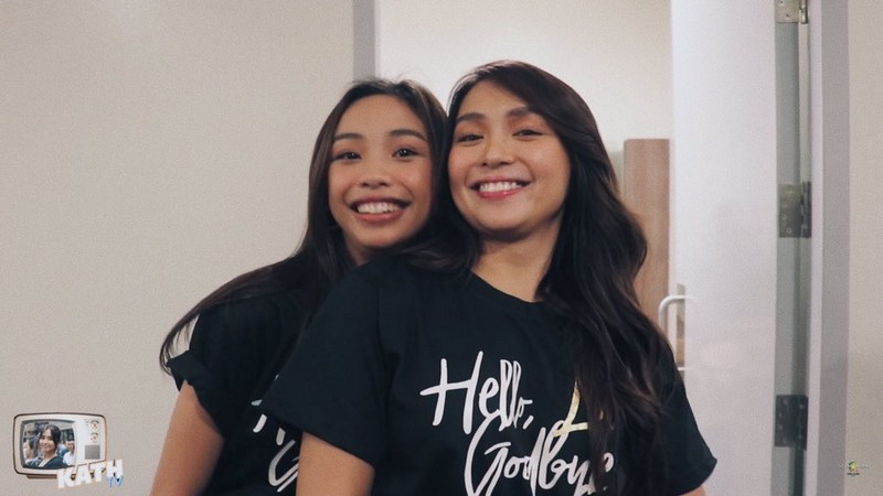 Fan girl goals! Check out these photos of Maymay that captured her blossoming friendship with Kathryn