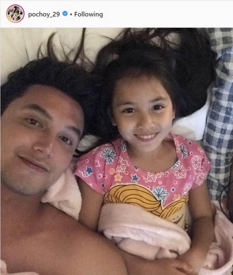 'Gusto ring mag-artista!' 26 Photos of Paolo Ballesteros as a doting father to his beautiful daughter Keira