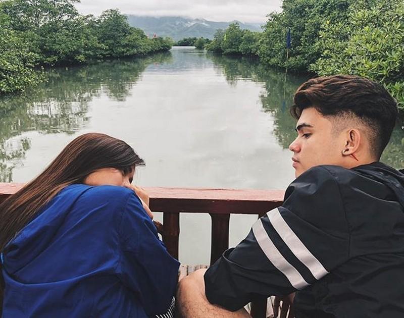 'May pag-asa pa bang magkabalikan?' Tingnan ang mga masasayang larawan nang naging journey nina Maris at Inigo!