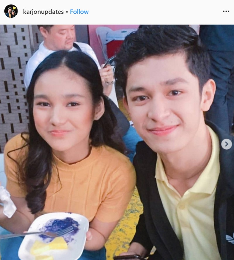 From housemates to special friends? These photos might give us the real score between Karina and Aljon!