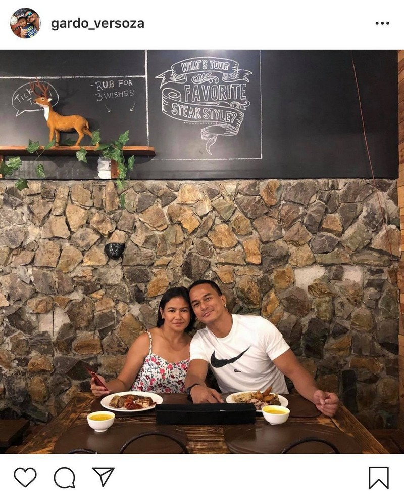 Check out Gardo Versoza's sweet moments with his Tiktok dance partner and partner for life!