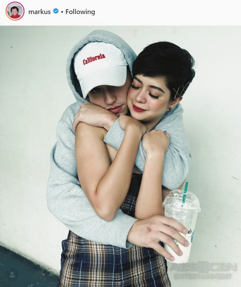 IN PHOTOS: Markus Paterson and Sue Ramirez' friendship through the years