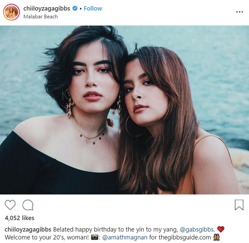 The Gibbs sisters are giving us major sibling goals in these photos