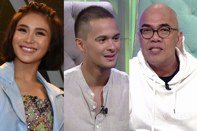 Matteo Guidicelli urges Boy Abunda to talk to Sarah Geronimo regarding marriage