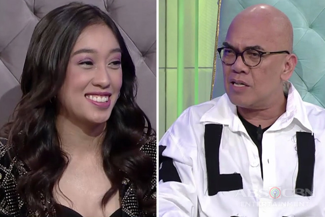 King of Talk Boy Abunda, may advice kay former Idol Philippines 2019 finalist Fatima Lagueras