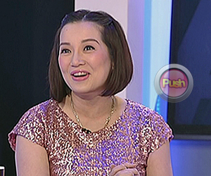 Kris Aquino recounts how Bimby told her to stop talking to the man who broke her heart