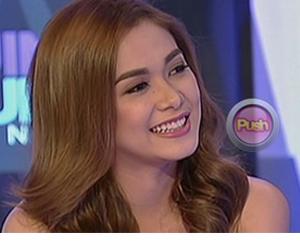 Maja Salvador gives love advice to Kris Aquino