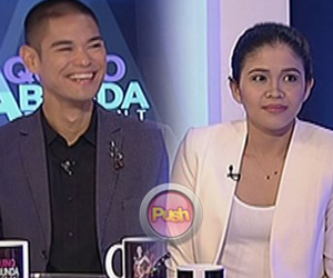 Melai Cantiveros believes she should win over Jay R