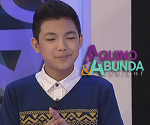 darren espanto does not want to talk about comparison with